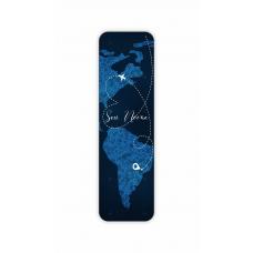 Pop-Holder avulso - Mapa Mundi 01
