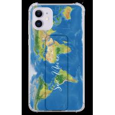 Kit Capinha com Pop-holder - Mapa Mundi 11
