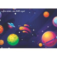 Mousepad Personalizado - Space 01
