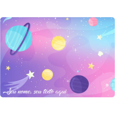 Mousepad Personalizado - Space 05