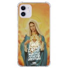 Capinha para celular - Nando Mendes 01 - Vinde Pela Intercessão De Maria