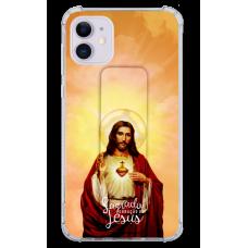 Kit Capinha com Pop-Holder - Religioso 115 - Sagrado Coração de Jesus
