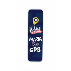 Pop-Holder avulso - Religioso 144 - Maria é o GPS