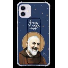 Kit Capinha com Pop-Holder - Religioso 212 - São Padre Pio