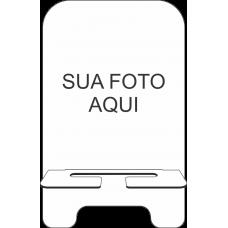 Porta-celular Acrílico - Personalizado com sua foto
