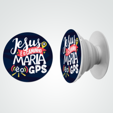 Pop-selfie Religião 144 - Maria é o GPS