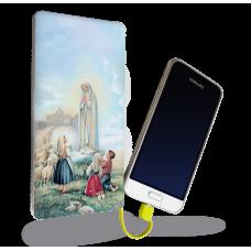 Carregador Portátil - Religião 154 - Nossa Senhora de Fátima
