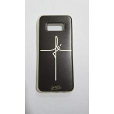 Capinha para celular - Samsung S8 - Fé - 184