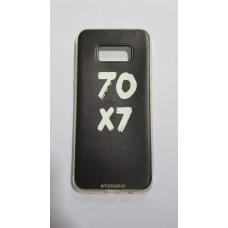 Capinha para celular - Samsung S8 Plus - 70x7 - 161
