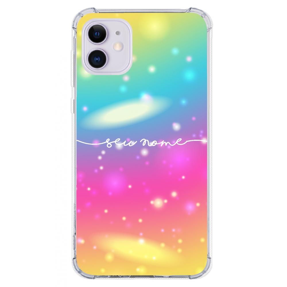Capinha para celular - Personalizada com nome - Space 13