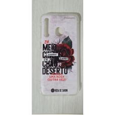 Capinha para celular - Samsung A20 / A30 - Rosa de Saron 25