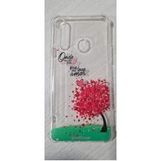 Capinha para celular - Samsung A20S - R 04 - Que eu leve o amor