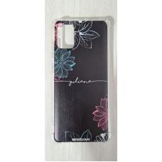 Capinha para celular - Samsung A51 - Floral