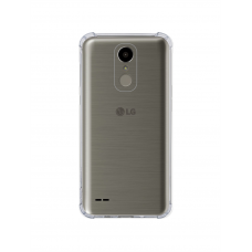 LG K10 2017 - Capinha Anti-impacto