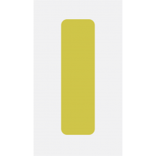 Pop-Holder avulso - Cores basicas - Amarelo liso