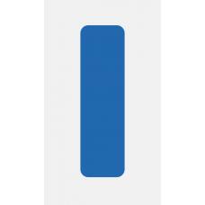 Pop-Holder avulso - Cores basicas - Azul claro liso