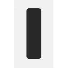 Pop-Holder avulso - Cores basicas - Preto liso