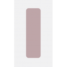 Pop-Holder avulso - Cores basicas - Rosa claro liso