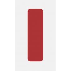 Pop-Holder avulso - Cores basicas - Vermelho liso