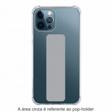 Iphone 12 Pro Max - Capinha com Pop-Holder Personalizada