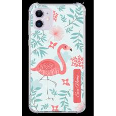Capinha para celular - Flamingo 02