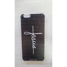 Capinha para celular - Iphone 6 / 6S - Jesus - 186