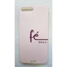 Capinha para celular - Iphone 7 / 8 Plus - Fé - 171