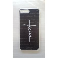 Capinha para celular - Iphone 7 / 8 Plus - Jesus - 186
