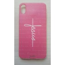 Capinha para celular - Iphone XS MAX - Jesus - 188