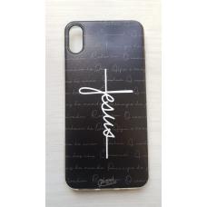 Capinha para celular - Iphone XS MAX - Jesus - 186