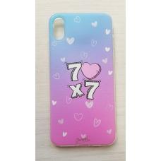 Capinha para celular - Iphone XS MAX - 70x7 - 160
