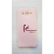 Capinha para celular - Samsung J7 / J7 Neo - Fé - 171