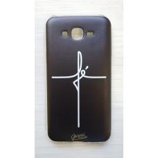Capinha para celular - Samsung J7 / J7 Neo - Fé - 184