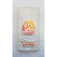 Capinha para celular - Motorola G4 Play - Eu e minha casa
