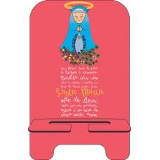 Porta-Celular Personalizado - Religião 07 - Ave Maria