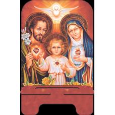 Porta-Celular Personalizado - Religião 104 - Sagrada Familia