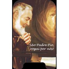 Porta-Celular Personalizado - Religião 105 - Padre Pio