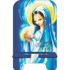 Porta-Celular Personalizado - Religião 11 - Ave Maria