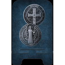 Porta-Celular Personalizado - Religião 146 - São Bento