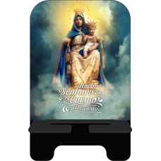 Porta-Celular Personalizado - Religião 155 - N.S Perpetuo Socorro