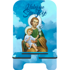 Porta-Celular Personalizado - Religião 215 - São José