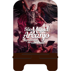 Porta-Celular Personalizado - Aline Brasil 10 - SÃO MIGUEL ARCANJO