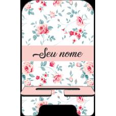 Porta-Celular Personalizado - Flores 05