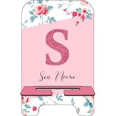 Porta-Celular Personalizado - Flores 07