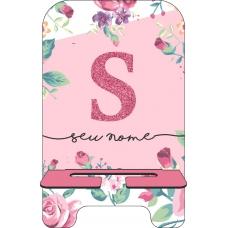 Porta-Celular Personalizado - Flores 11