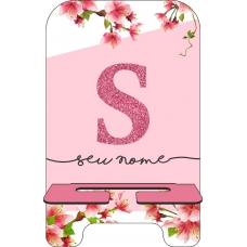 Porta-Celular Personalizado - Flores 12