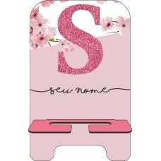 Porta-Celular Personalizado - Flores 13