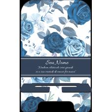 Porta-Celular Personalizado - Flores 15