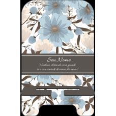 Porta-Celular Personalizado - Flores 17