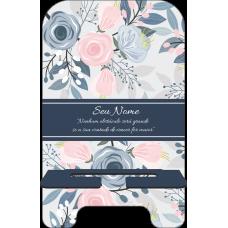 Porta-Celular Personalizado - Flores 18
